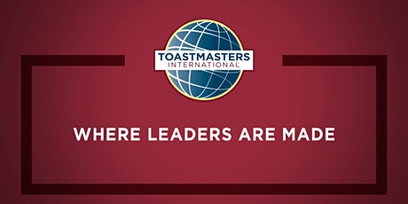 Public Speaking & Leadership Program @ Momentum Toastmasters tickets