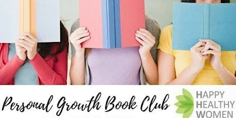 Personal Growth Book Club DECEMBER -  Toronto West tickets