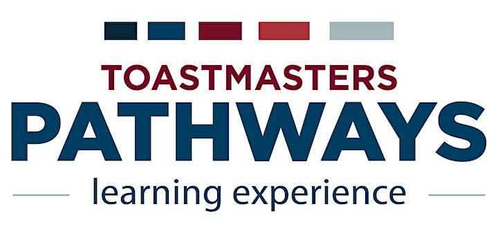 Public Speaking & Leadership Program @ Momentum Toastmasters image