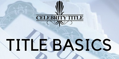 Title Basics tickets