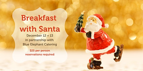 Breakfast with Santa tickets