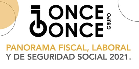 Panorama Fiscal y de Seguridad Social 2021- Conferencias. boletos