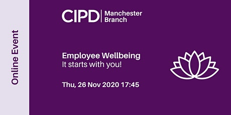 Employee Well-being Group | Session 3 tickets