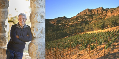 Mollie Stone's FREE Live Stream Wine Tasting: Stags' Leap Winery tickets