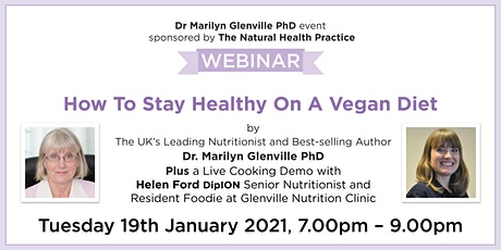 How To Stay Healthy On A Vegan Diet tickets