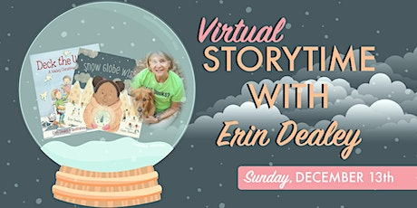 Storytime with Erin Dealey tickets