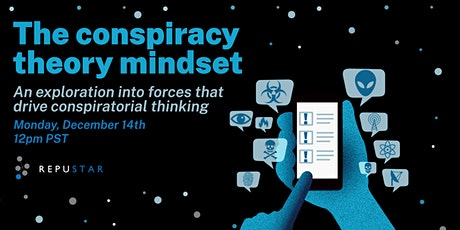 The Conspiracy Theory Mindset tickets