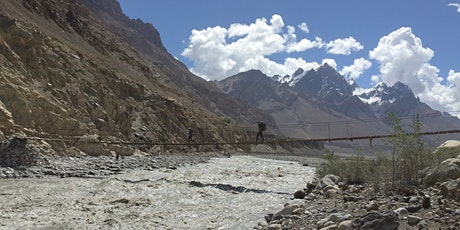 SES Explorer Talk: Jonathan Rider - Rafting in Northern Pakistan tickets
