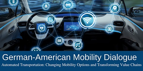 German-American Mobility Dialogue tickets
