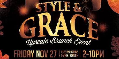 Style and Grace tickets
