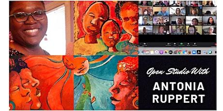 Antonia Ruppert's Virtual Open Studio tickets