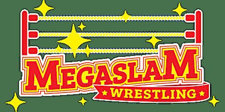 Megaslam Wrestling 2021 Live Tour - Wolverhampton tickets