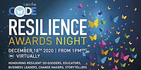 iamtheCODE Resilience Award 2020 tickets