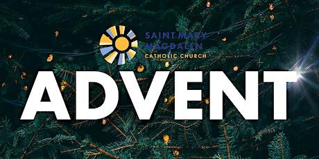 Registro para la 7pm Misa español durante el Adviento tickets