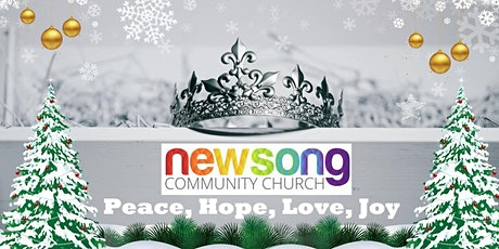 Newsong Bromsgrove Sunday 20th December 2020 Christmas Service tickets