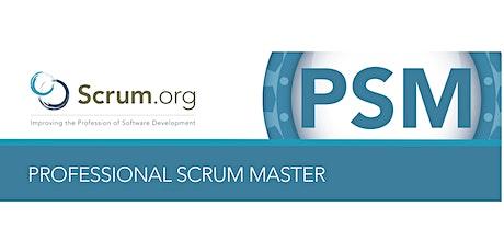 Professional Scrum Master I (PSM I) Preparation! tickets