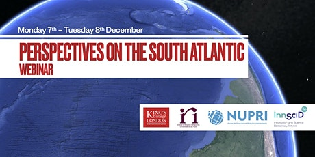 PERSPECTIVES ON THE SOUTH ATLANTIC WEBINAR tickets