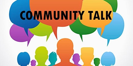 Copy of Community Talk: Coping with COVID Together: Building Resilience tickets
