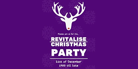 Revitalise Christmas Party tickets