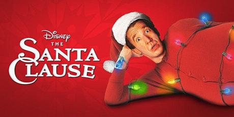 THE SANTA CLAUSE  - Movies In Your Car VENTURA - $29 Per Car tickets