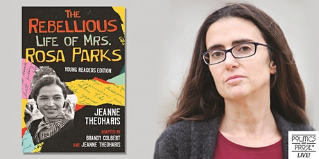 P&P Live! Jeanne Theoharis | THE REBELLIOUS LIFE OF MRS. ROSA PARKS tickets