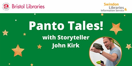 Panto Tales with John Kirk tickets