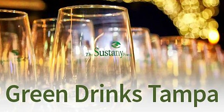 Green Drinks Tampa Bay - December  2020 tickets