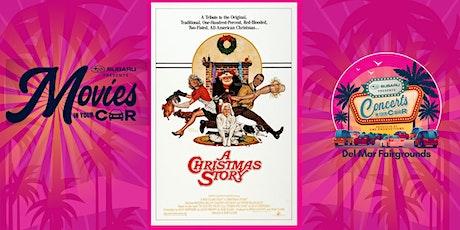 A CHRISTMAS STORY  -SUBARU Presents Movies In Your Car DELMAR tickets