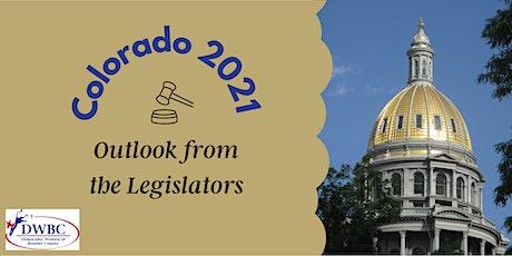 DWBC December Virtual Happy Hour - Colorado 2021 tickets