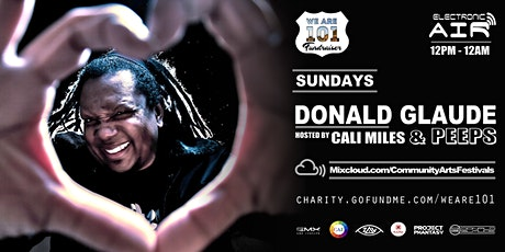 Electronic Air Presents: Donald Glaude & Peeps tickets