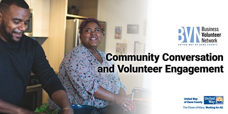 Community Conversation and Volunteer Engagement: The Road Home Dane County tickets