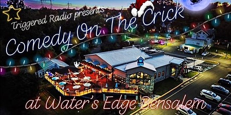 Triggered Radio presents: Comedy on the Crick with James Mac & Dr. D tickets