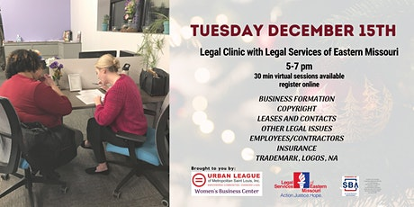 Legal Clinic tickets
