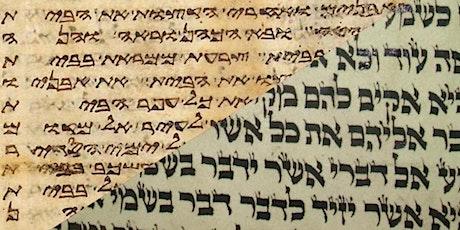 Torá y el Proto-Hebreo, la idea anterior a la palabra entradas