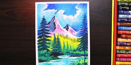 Oil & Chalk Pastels Class For Marshfield Area 7th and 8th Grade Mar. 9 & 16 tickets