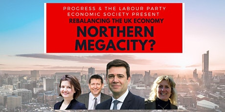 The Northern Megacity? Rebalancing the UK economy, with Andy Burnham tickets