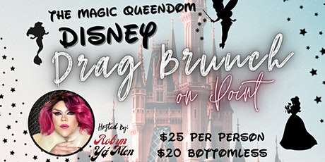 Disney Drag Brunch on Point tickets