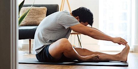 Stretching 101 (Online Workshop) tickets