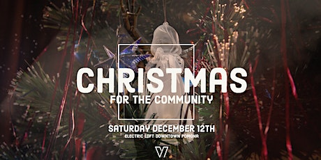 Christmas For The Community tickets