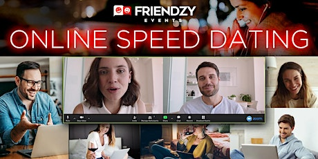 Detroit Online Video Speed Dating Event - Singles Ages 20s & 30s tickets