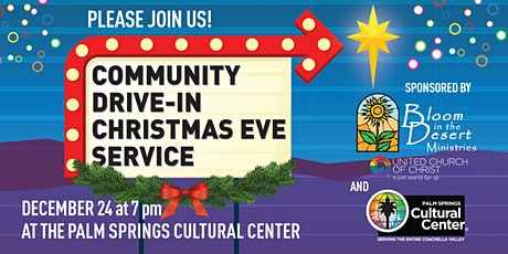 DRIVE-IN: FREE COMMUNITY CHRISTMAS EVE SERVICE tickets