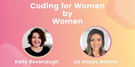 Coding for Women by Women tickets
