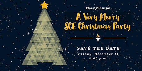 SCE Virtual Christmas Party tickets