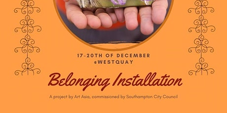 Belonging:17th-20th December, FREE Mayflower 400 Event-Concession Ticket tickets