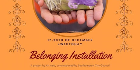 Belonging:17th-20th December, FREE Mayflower 400 Event tickets