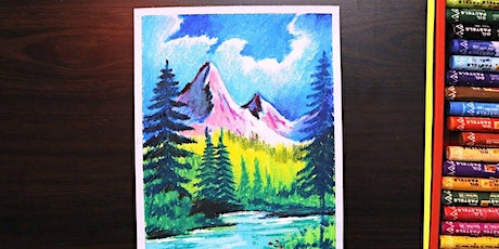 Oil & Chalk Pastel Class For Marshfield Area 7th and 8th Grade Mar. 13 & 20 tickets