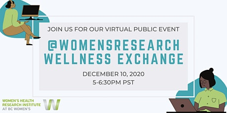 @womensresearch wellness exchange tickets