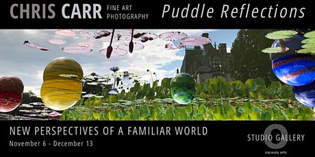 Free Art Reception for Chris Carr Fine Art Photography tickets