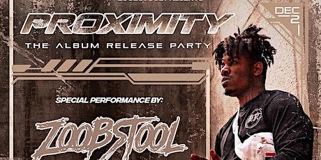 Zoobstool's  Album Release/ Birthday Party tickets