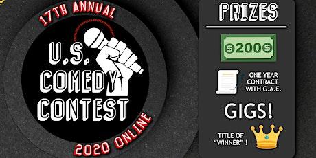 The U.S. Comedy Contest: SEMI FINALS (Headliners) tickets